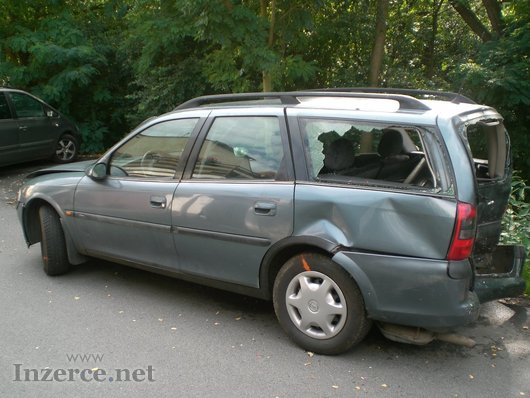 Opel Vectra na náhr. díly