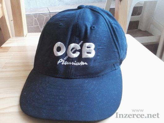 Originální kšiltovka OCB papírky