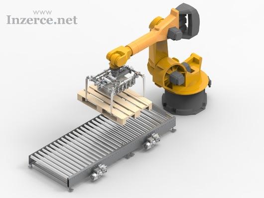 Paletizační stroj