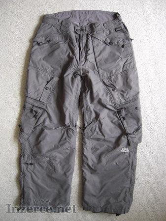 Pánské lyžařské kalhoty NORD BLANC – vel.XXL, šedé