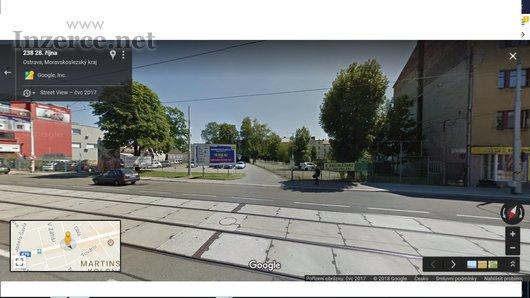Parkoviště 28.října ,Ostrava