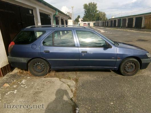 Peugeot 306 kombi