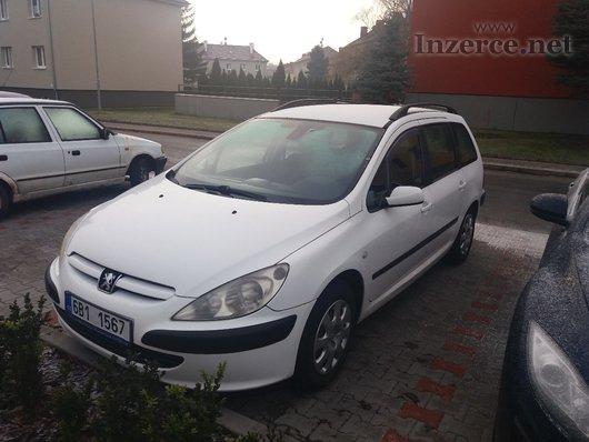 Peugeot 307 1.6HDi, r. 04