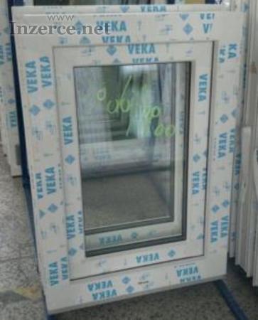 Plastové okno 40x60 bílé
