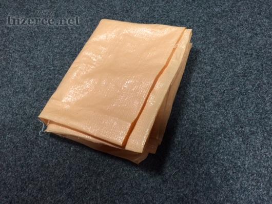 Polypropylenové pletené pytle