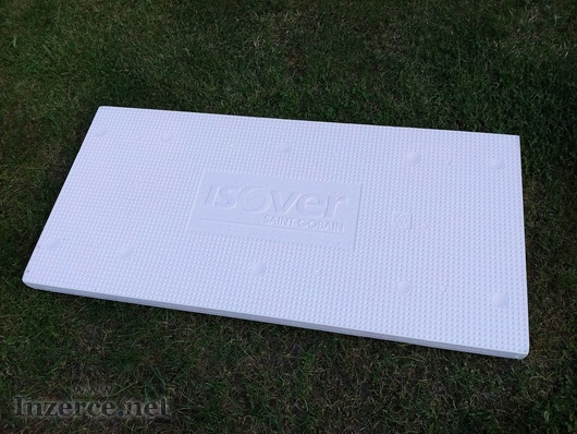 Polystyrenové desky - Perimetrická deska na sokl -