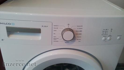 Pračka Philco PL 151 F se zárukou