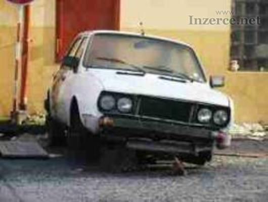 Přakáží vám na zahradě starý autovrak?Ostrava
