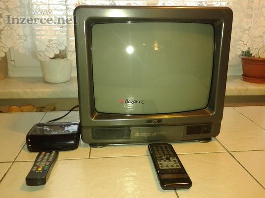 Přenosná TV  + set-top-box
