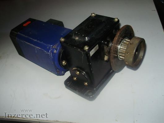Převodový elektromotor