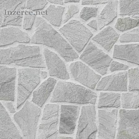 Přírodní kámen rula stříbrnohnědá