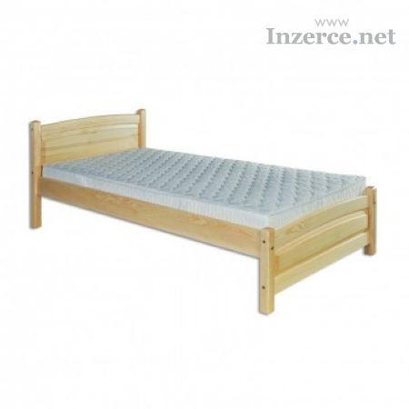 Prodám 2 ks postel masív borovice