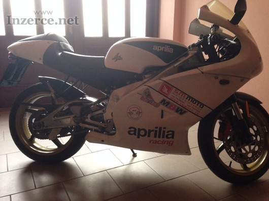 Prodám APRILIA RS 125