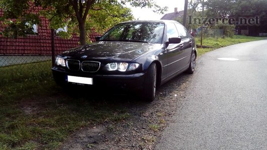 Prodám BMW 3 E46, 2002, 135kW,
