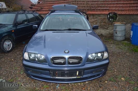 Prodam BMW 3 E46 (346L)