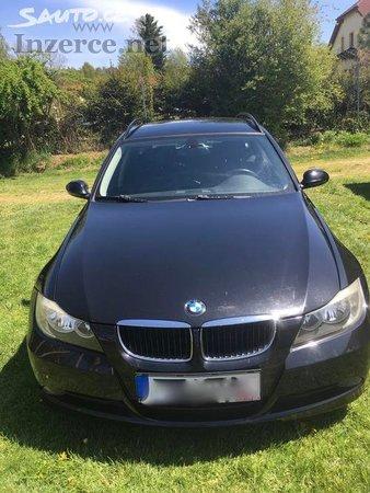 Prodám BMW 318i Touring (E91)