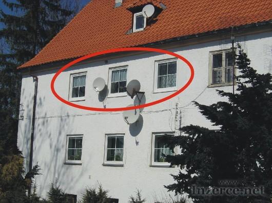 Prodám byt 4+1 v Lázních Kynžvart