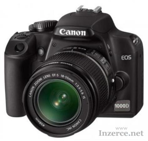 Prodam canon eos 1000d