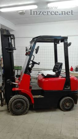 Prodám čelní vysokozdvižný vozík BELET typ DV 18 B