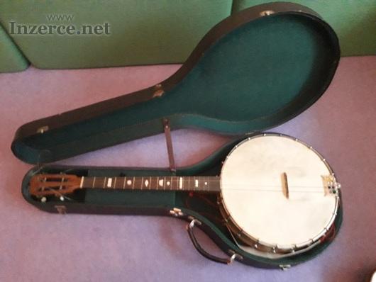 Prodám čtyř strunné banjo