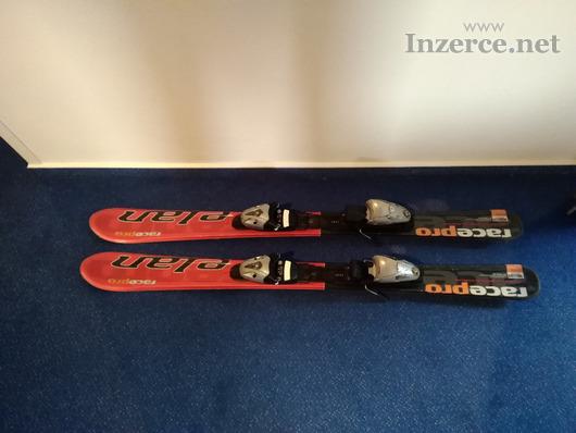 Prodám dětské lyže zn. Elan 110 cm