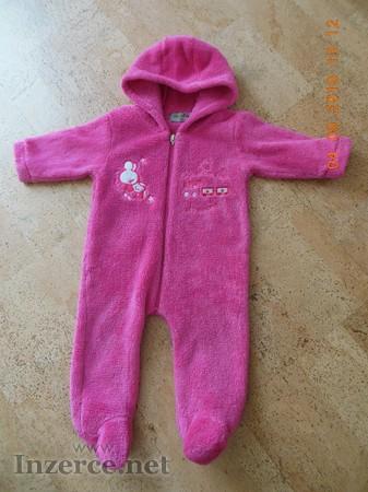 Prodám dětský teplý obleček