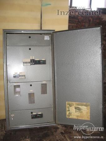 Prodám elektrický rozvaděč
