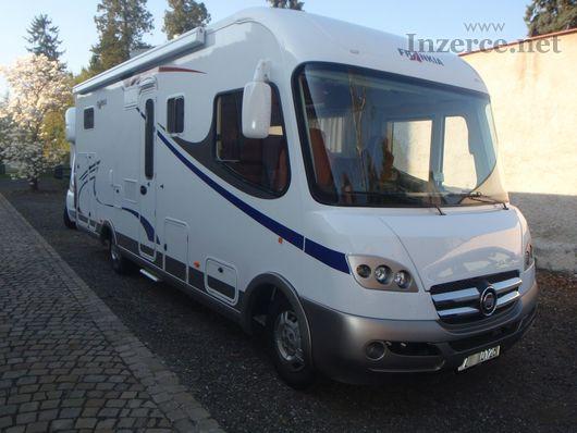 Prodám Integrovaný obytný vůz Frankia I740BD