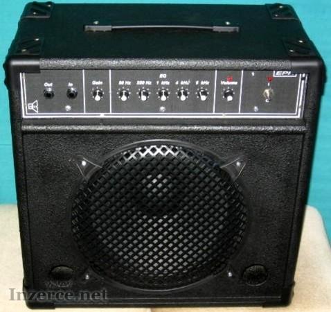 Prodám nové basové kombo Bass Cube 120 W