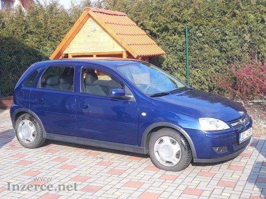 Prodám Opel Corsa 1.2 16V /59kW