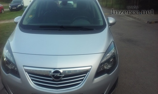 Prodám Opel Meriva 1,7 CDTI 96 kW