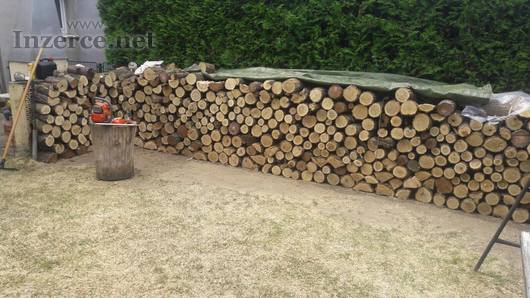 Prodám palivové dřevo