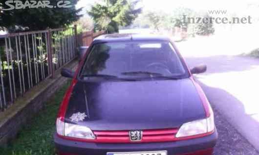 Prodám Peugeota 306 1,6 i