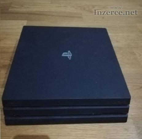 Prodám Playstation 4 PRO 1TB