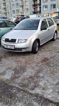 Prodám Škoda Fabia