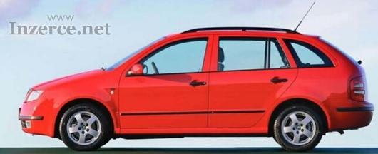 Prodám Škoda Fabia Combi 1.4