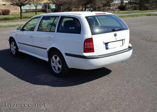 Prodám Škoda Octavia kombi 1.9 TDi 81kW