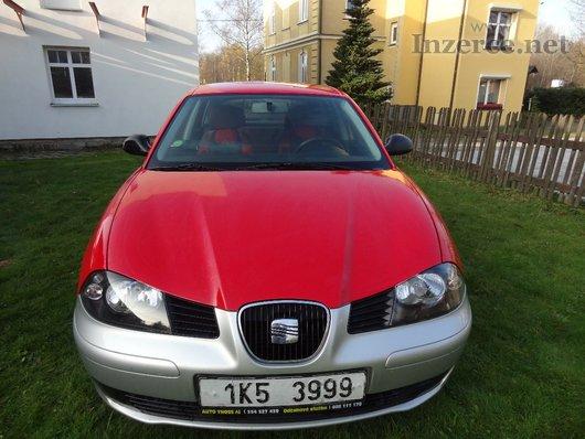 Prodám skvělé auto Seat Ibiza 1.2