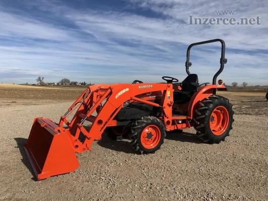 Prodám  traktor  Kubota L3c5U4c0