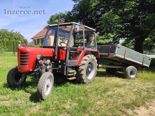 Prodám Traktor ZETOR 4011+ ND