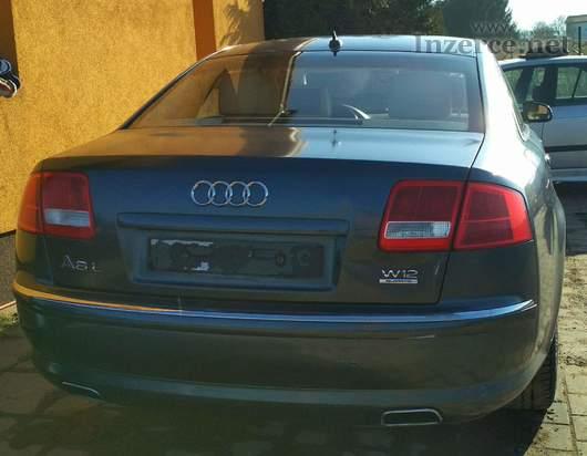 Prodávám mojí Audi A8 w12 long