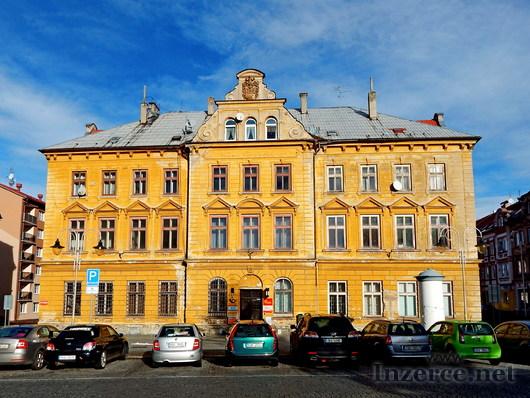 Prodej budovy, Vejprty