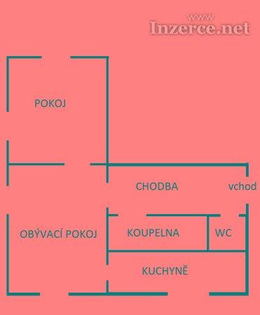Prodej bytu 2+1 Sokolov