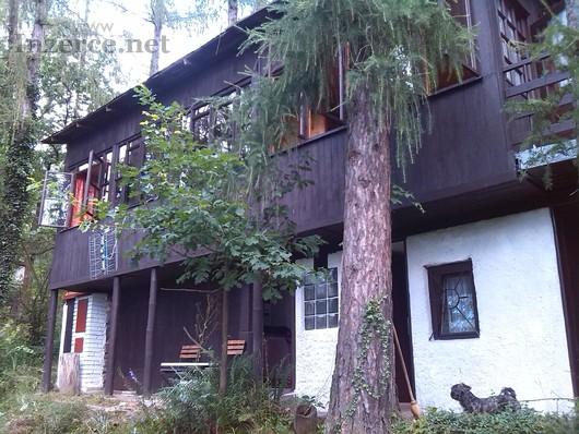 Prodej chata Orlická přehrada