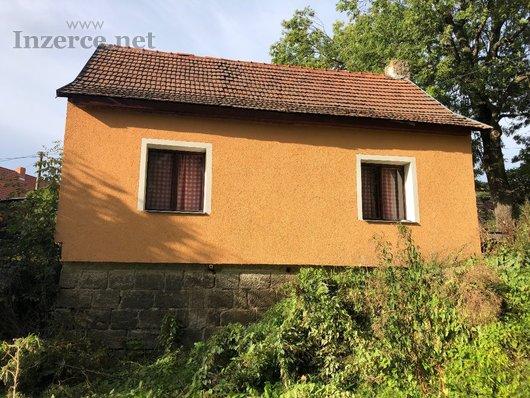 Prodej chaty v Českém Středohoří