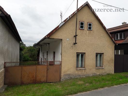 Prodej domu, chalupy Strmilov-Česká Olešná
