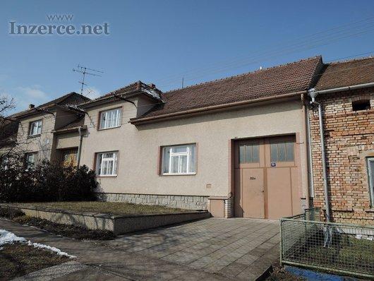 Prodej domu Nový Poddvorov, Hodonín