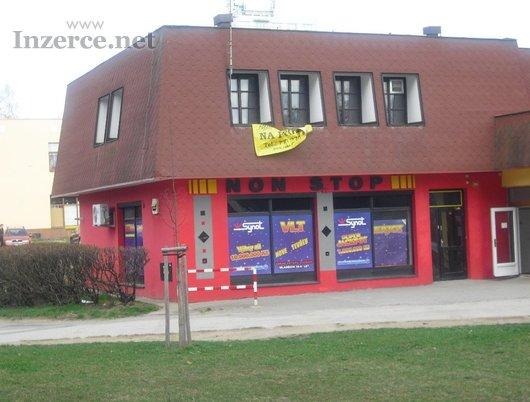 Prodej-komerční objekt v Pelhřimově