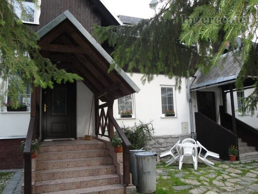 Prodej pensionu v lokalitě Ramzová
