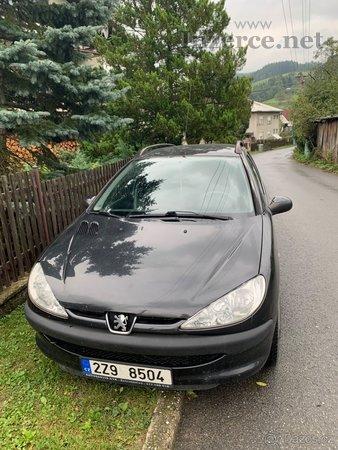 Prodej Peugeot 206 sw
